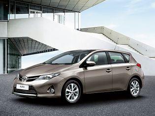Toyota Auris 2 generacji