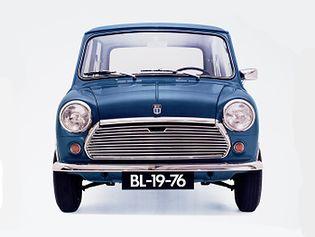 Mini Cooper 1 generacji