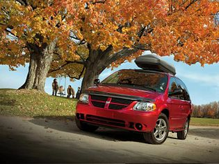 Dodge Caravan 4 generacji