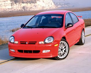 Dodge Neon 2 generacji