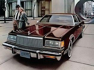 Dodge St. Regis