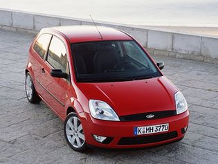 Ford Fiesta 5 generacji