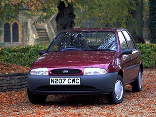 Ford Fiesta 4 generacji