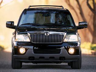Lincoln Navigator 2 generacji