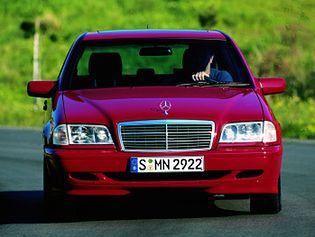 Mercedes-Benz Klasy C W202/S202