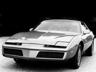 Pontiac Firebird 3 generacji