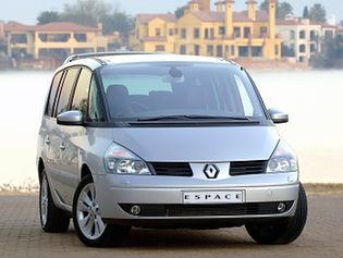 Renault Espace 4 generacji