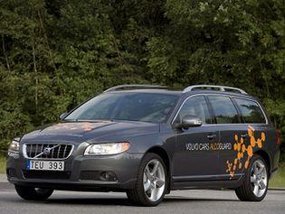 Volvo V70 3 generacji