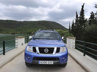 Nissan Navara D40 [FL]