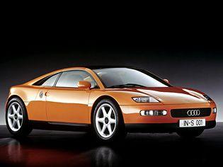 Audi Spyder quattro