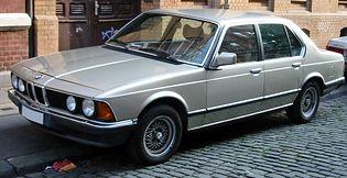 BMW Serii 7 E23