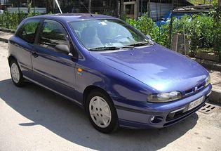 Fiat Bravo 1 generacji