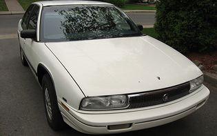 Buick Regal 3 generacji