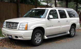 Cadillac Escalade 2 generacji