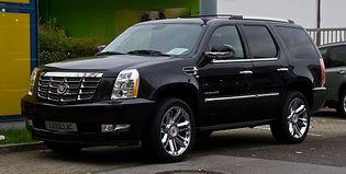 Cadillac Escalade 3 generacji