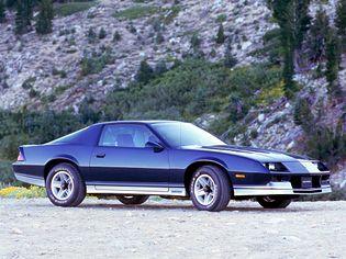 Chevrolet Camaro 3 generacji