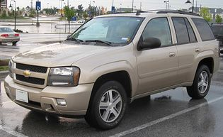 Chevrolet Blazer 3 generacji [FL]