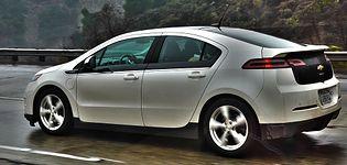 Chevrolet Volt 1 generacji