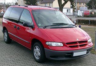 Chrysler Voyager 3 generacji