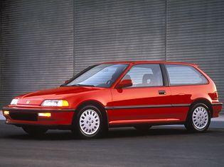 Honda Civic 4 generacji