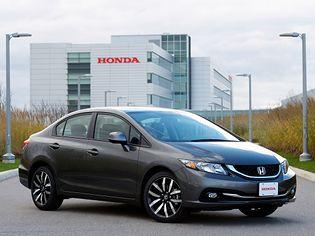 Honda Civic 9 generacji