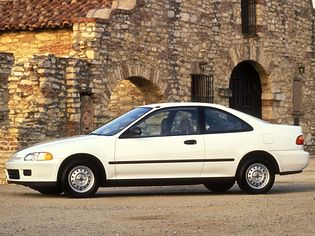 Honda Civic 5 generacji