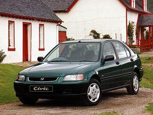 Honda Civic 6 generacji