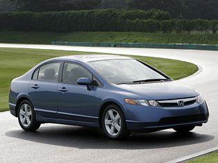 Honda Civic 8 generacji