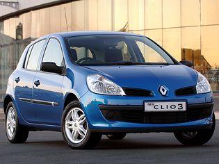 Renault Clio 3 generacji