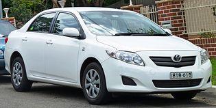 Toyota Corolla E140/150