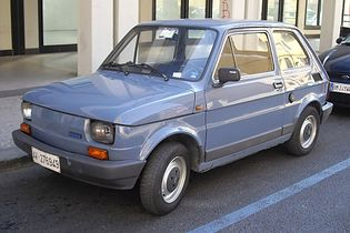 FSM Polski Fiat 126p