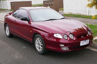 Hyundai Coupe RD [FL]