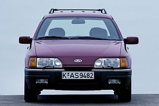Ford Sierra 2 generacji