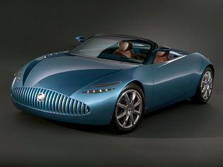 Buick 2-2 Bengal Roadster Concept