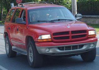 Dodge Durango 1 generacji