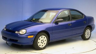 Dodge Neon 1 generacji