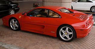Ferrari F355 1 generacji