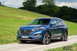 Hyundai Tucson 2 generacji