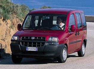 Fiat Doblo 1 generacji