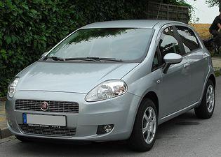 Fiat Punto 3 generacji
