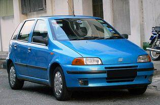 Fiat Punto 1 generacji
