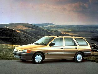 Ford Escort 5 generacji