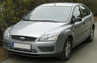 Ford Focus 2 generacji