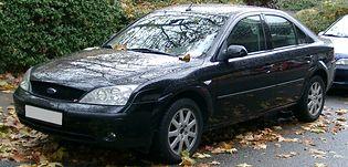 Ford Mondeo 3 generacji