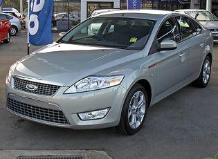 Ford Mondeo 4 generacji