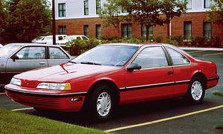 Ford Thunderbird 10 generacji