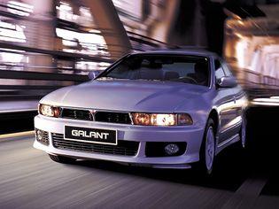 Mitsubishi Galant 8 generacji