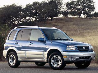 Suzuki Grand Vitara 1 generacji