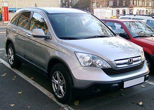 Honda CR-V 3 generacji