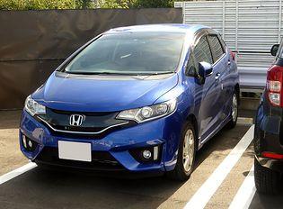 Honda Jazz 3 generacji